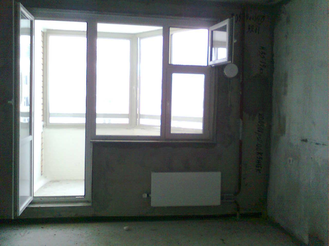 Присоединение балкона п44т..